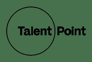 Talent Point ΓÇö Main Logo ΓÇö RGB_Black-2